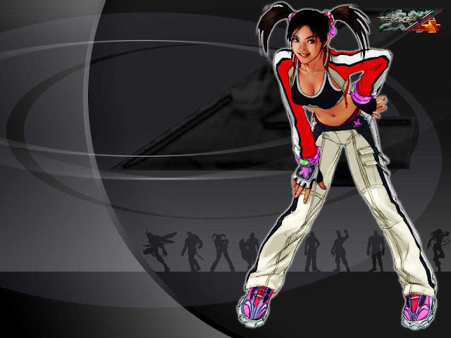 Tekken 4 12m 50 Best Tekken Game HD Wallpapers