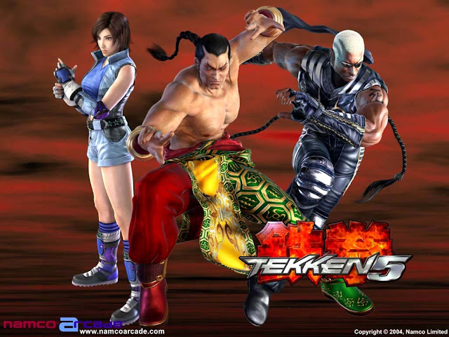Tekken 5 16m 50 Best Tekken Game HD Wallpapers