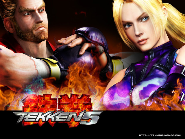 Tekken 5 40m 50 Best Tekken Game HD Wallpapers
