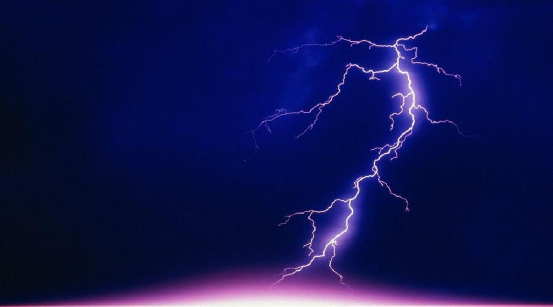Yeshua jesus is lord as the lightning