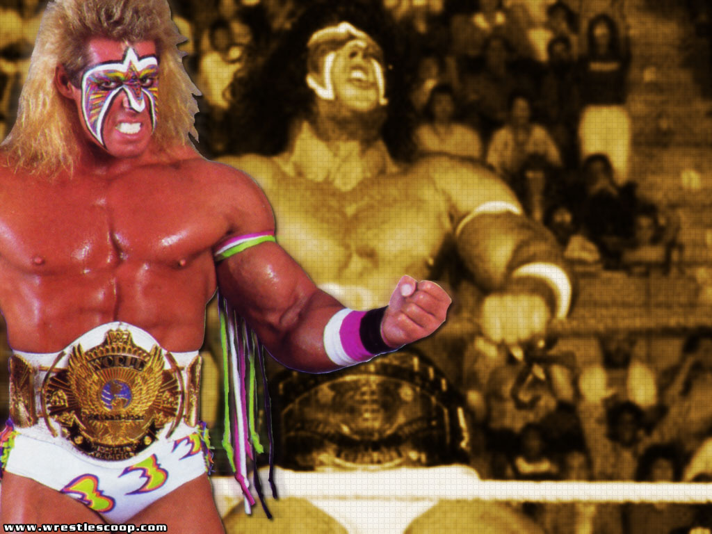 The legacy of The Ultimate Warrior!!!