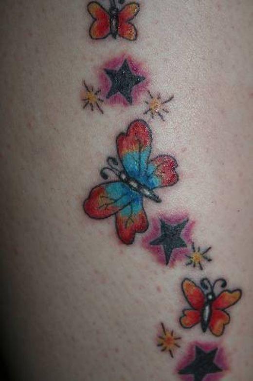 Girl Wrist Tattoos
