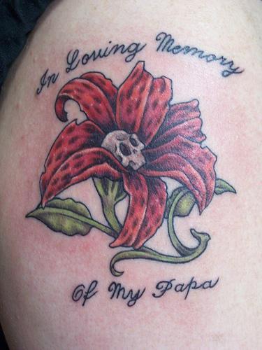 In Memory Tattoos 2011