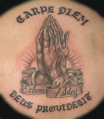 CARPE DIEM WRIST TATTOOS PICTURE GALLERY | TATTOO DESIGNS