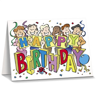 Quotes and Sayings: Funny Birthday Card Messages