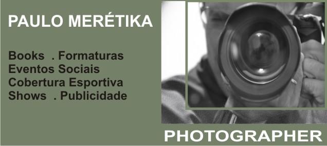 Paulo Merétika Photographer