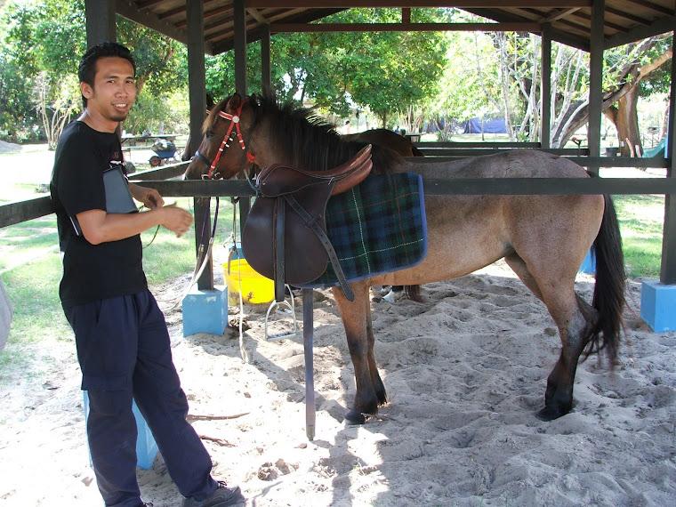 Alamak kuda Sabah (TS07)