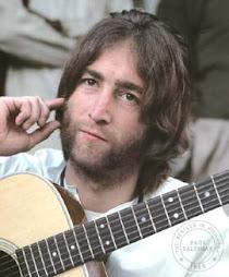 John in India 1968