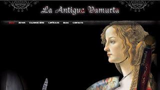 Antigua Vamurta saga épica