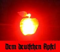 Dem Deutschen Apfel