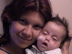 Shlomit con su mamá Alejandra