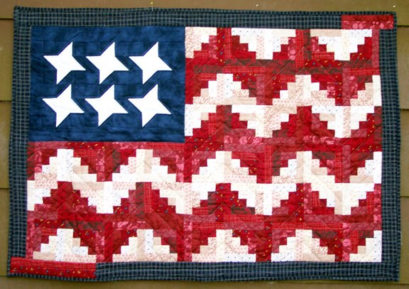 Selvage Blog Independence Day Patriotic Quilts