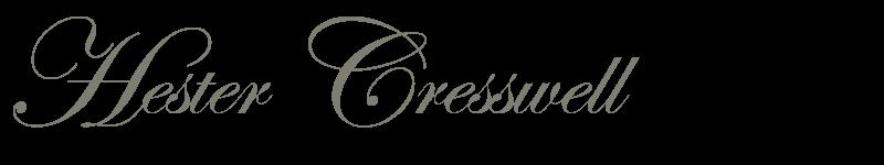 Hester Cresswell