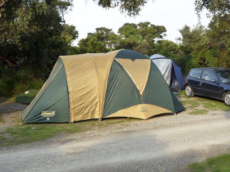 Zelt 9 Ah : Coooo eeee camping part — die stilfrage i