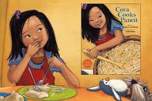 Dorina's book - Cora Cooks Pancit