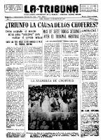 La Tribuna - Primera Edición