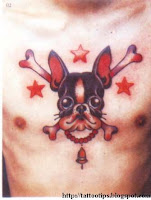 Dog Tattoo Gallery
