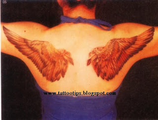 back Symmetry Tattoo