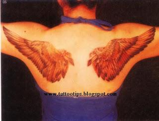 back Symmetry Tattoo