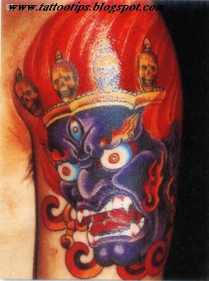 Phra Chao Tattoos