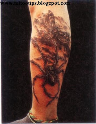 Spider Tattoos Photo 2
