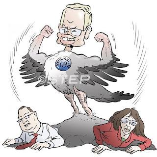 Karikatur apa itu karikatur for Koch ypsilanti