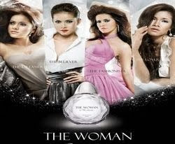 the woman sexy perfume