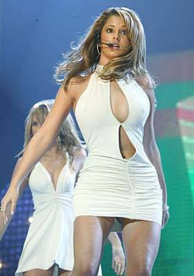 Cheryl Tweedy hot concert