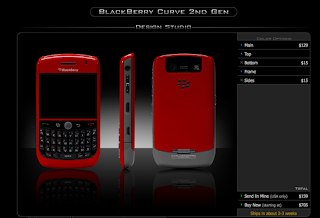 Blackberry Official OS 5 Curve Javelin 8900