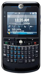 Review Smart Phone Motorola Q11