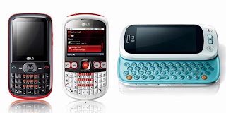 Three Options LG Wink, Chic Mobile Phone