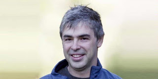 Larry Page as Google CEO