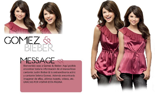 Gomez&Bieber | Tu recurso #1 sobre Selena Gomez & Justin Bieber