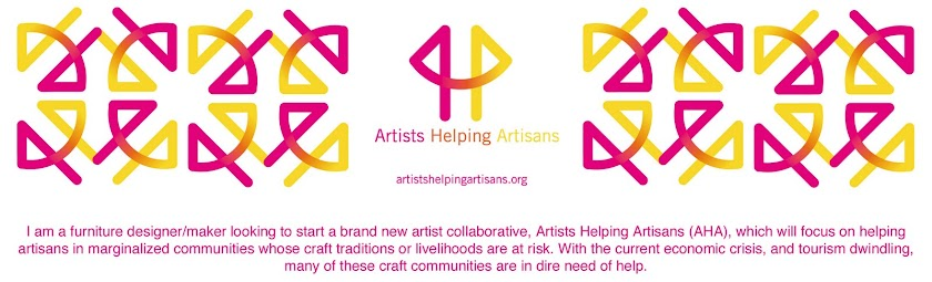 Artists Helping Artisans