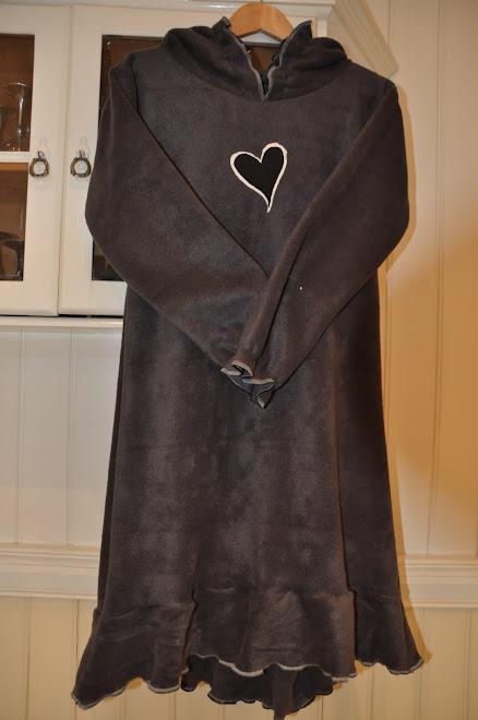 kjole sydd på bestilling