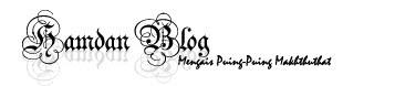 .::Hamdan Blog::.