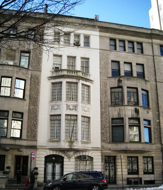 Daytonian in manhattan the warburg villa house no 18 for Manhattan townhouse for sale