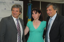 Daniel Gurzi y Sandra Gallardo