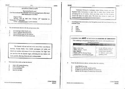 TRIAL SPM EXAM 2010 - KELANTAN
