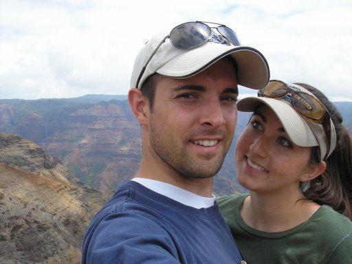 John and Olivia Hoopes (BYU edition)