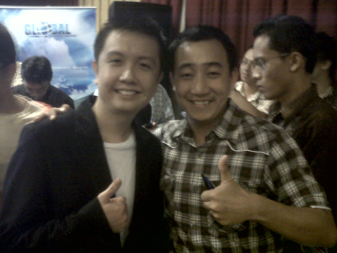 With VINCE TAN, Malaysia
