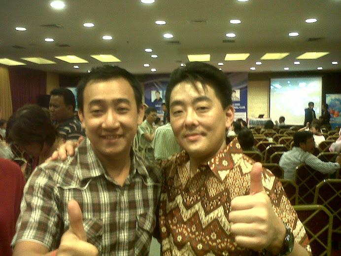 with Ken Shimizu