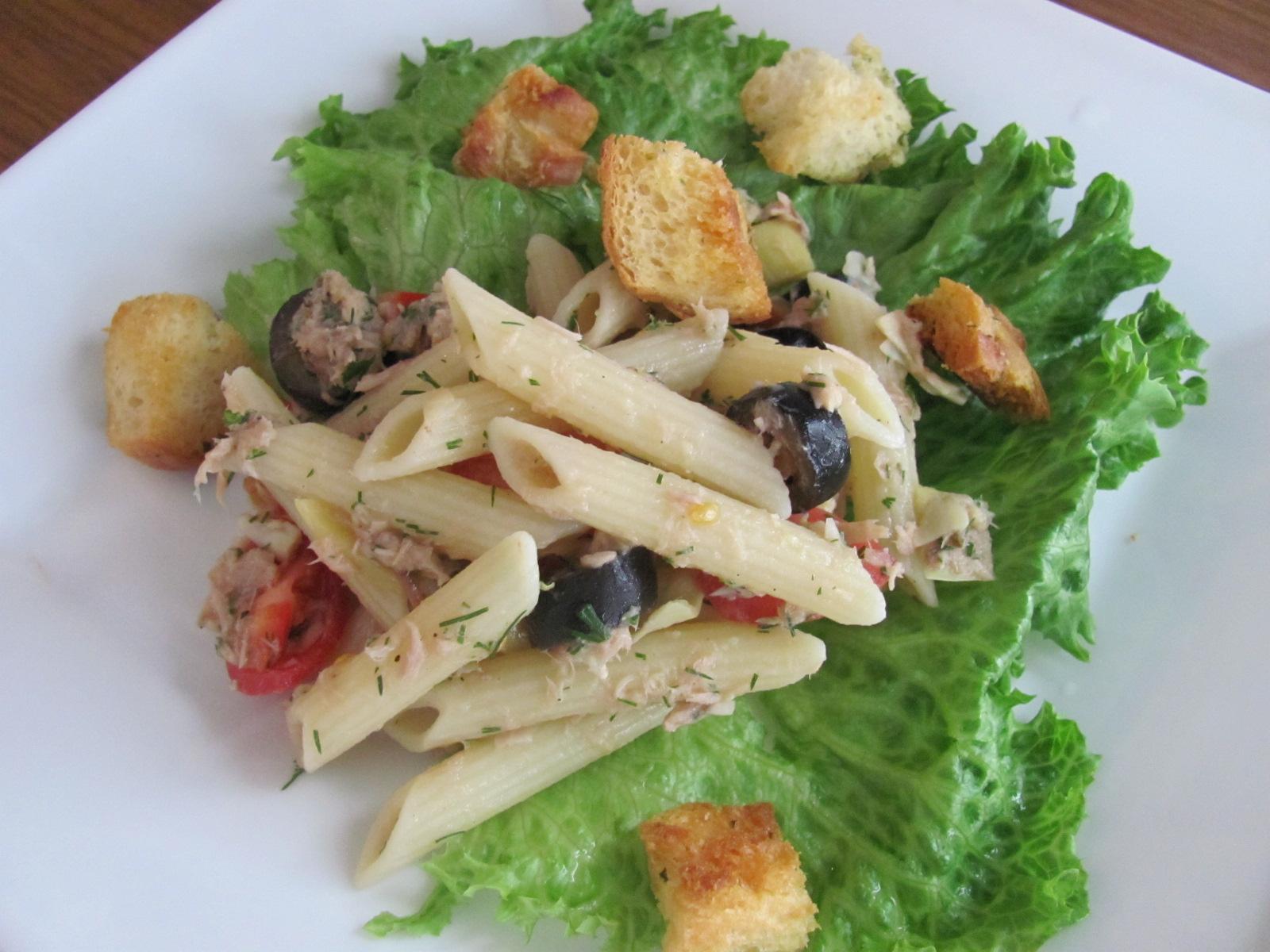 Tuna Pasta Salad Recipes — Dishmaps