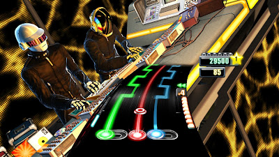 Daft Punk DJ Hero Screenshot