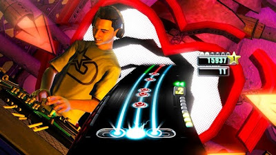 DJ AM DJ Hero Screenshot