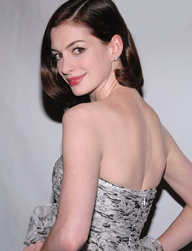 Anne Hathaway Viola. Hathaway was a member of the