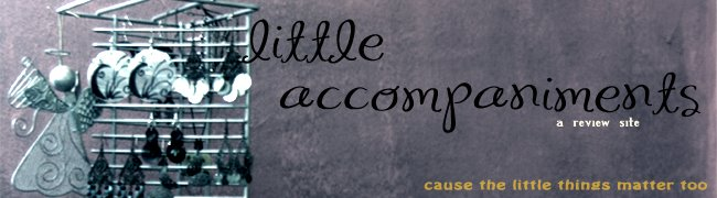 Little Accompaniments - an accessories review site