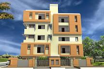 Apartment Building Front Elevation