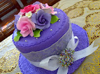 Fondant cake 2
