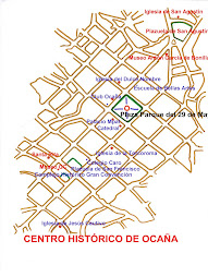 Centro Histrico de Ocaa